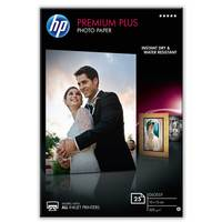 HP Photo Paper Premium Plus 25 Sheets 10x15 cm