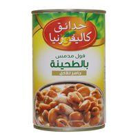 California Garden Fava Beans With Tahini 450g