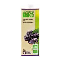 Carrefour Bio Organic Prune Juice 1L