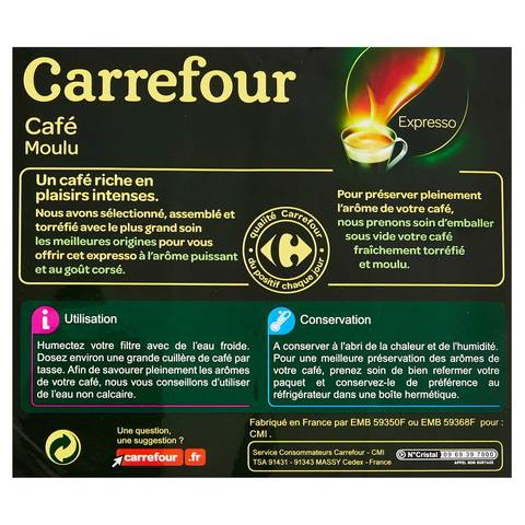 Carrefour-Coffee-Arabica-Espresso-500g