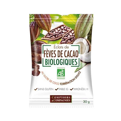 Buy Comptoirs Amp Compagnies Cacao Amp Sucre De Coco 30gr Online