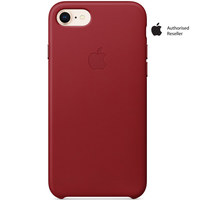 Apple Case iPhone 8&7 Leather Red