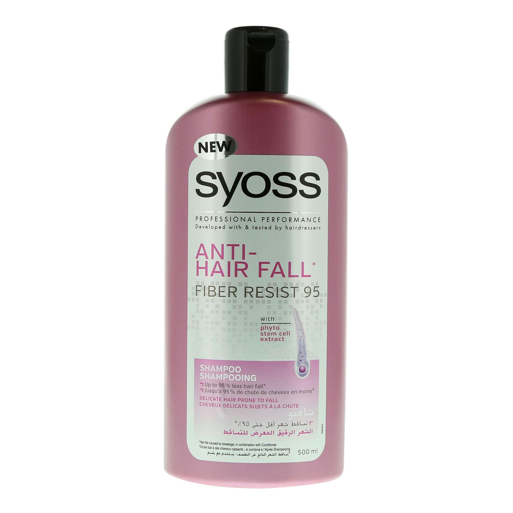 SYOSS SH. ANTI HAIR FALL 500ML