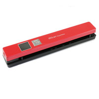 Iris Scanner Anywhere 5 Red