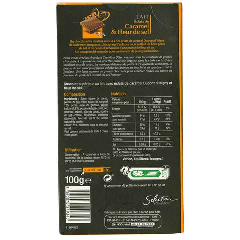 Carrefour-Selection-Almond-Blossom-Milk-Chocolate-100g