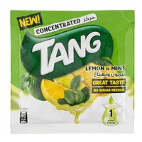 Tang Instant Powder Drink Lemon & Mint 25g