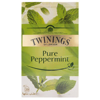Twinings pure peppermint 20s 40g
