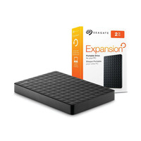 Seagate Expansion Portable Hard Drive 2TB Black