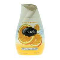 Renuzit Citrus Sunburst Gel Air Freshener 198g