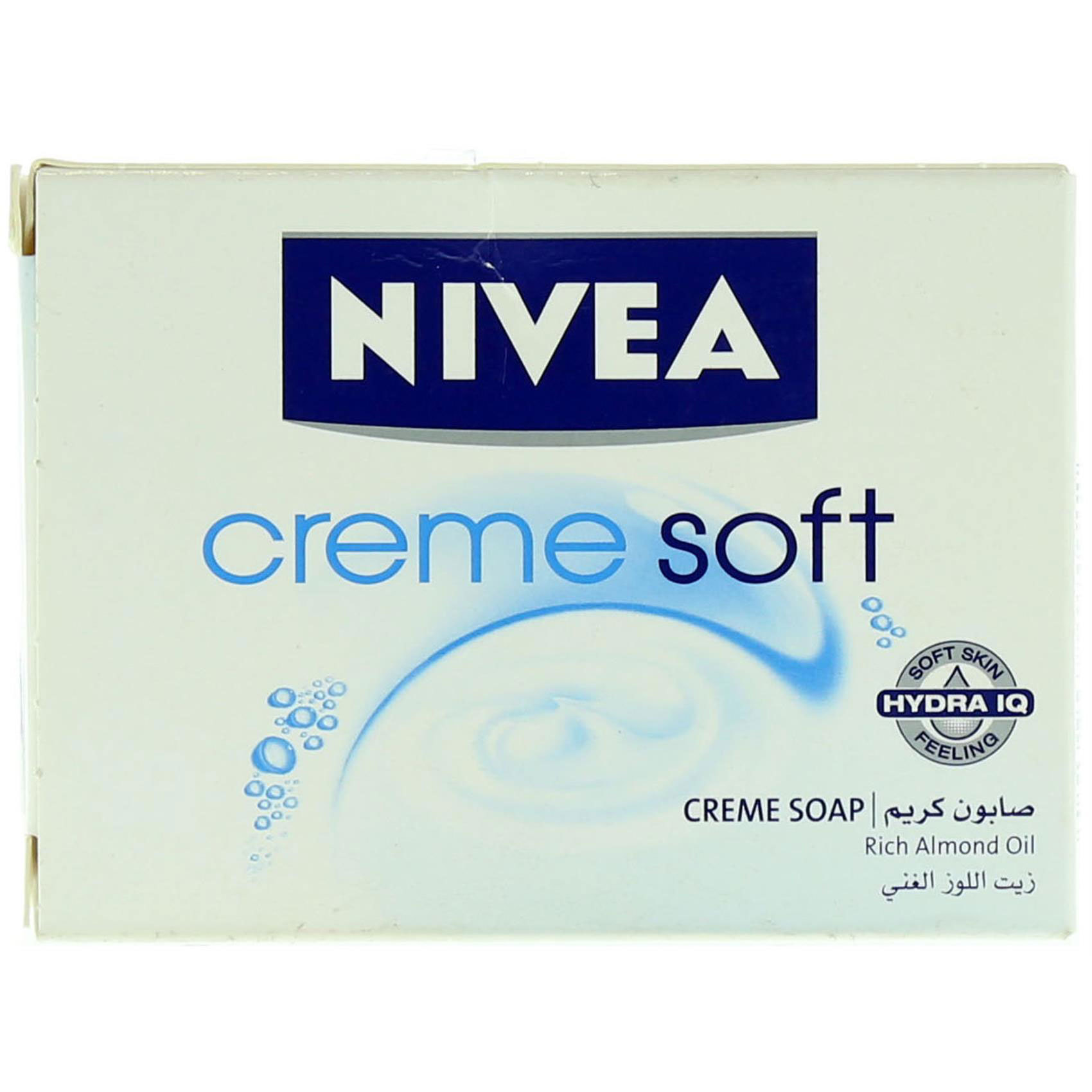 NIVEA CREME SOFT SOAP 100GMS