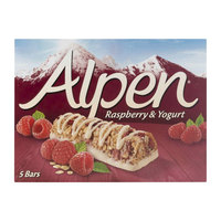 Alpen Raspberry & Yogurt Cereal Bars 29g x5