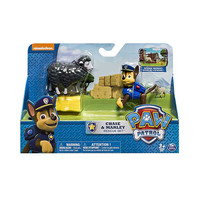 Nickelodeon Spin Master Paw Patrol Tracker Mandy Rescue Set
