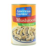 American Garden Pieces & Stems Mushroom 425g