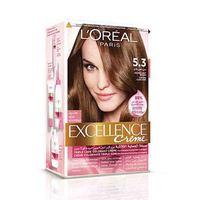 L'Oreal Paris Excellence Crème Hair Coloring Golden Light Brown 5.3 15% Off