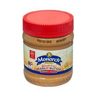 Monarch Creamy Peanut Butter 340GR