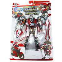 Kidzpro Trans Robot Die-Cast 2Assorted