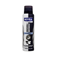 Nivea Deodorant For Men Invisible For Black & White Power Spray 150ML
