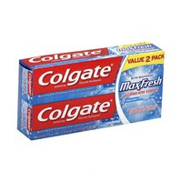Colgate Toothpaste Max Fresh Clean 100ML X2 20% Off