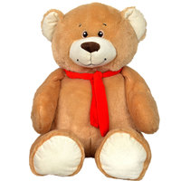 Cuddles Bear Bow 50Cm