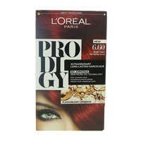 L'Oreal Prodigy Ruby Red 6.60 Hair Colour