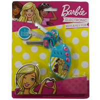 Barbie Electronic Key & Key Fob With Sound