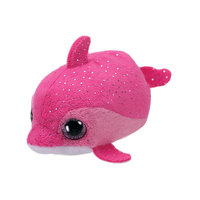 Ty Teeny Tys Floater The Pink Dolphin
