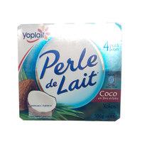Yoplait Perle De Lait Coco 125gx4