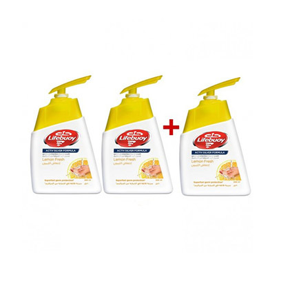 Lifebuoy-Hand-Wash-Lemon-Fresh-200ML-2+1-Free