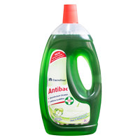 Carrefour Floor & Multi Purpose Antibac Disinfectant Cleaner Green Apple 3L