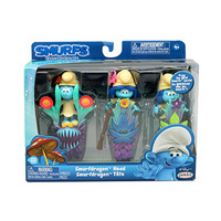 Smurfs Figure Theme Packs