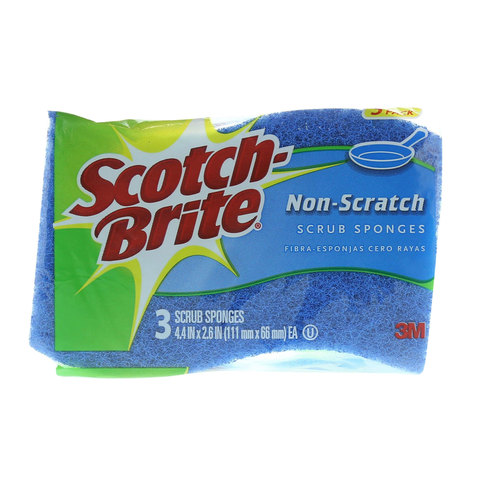 Scotch-Brite-Scrub-Non--Scratch-Sponges-3-Pieces