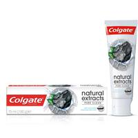 Colgate Natural Extracts Deep Clean with Activated Charcoal Toothpaste 75ml