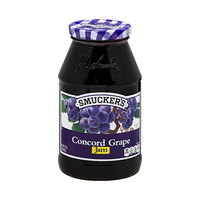 Smucker''s Concord Grape Jam 32OZ
