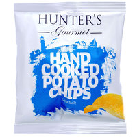 Hunter's Gourmet Hand Cooked Potato Chips Sea Salt 40g