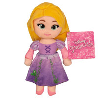 Disney Plush Cuter & Cute Rapunzel 7""