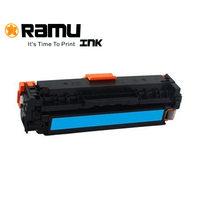 رامو خرطوشة حبر ليزرية متوافقة مع إتش بي CF401A لون أزرق