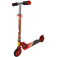 Ferrari Kids 2Wheel Scooter Fxk30 -Red