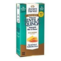 Ancient Harvest Lentil and Quinoa Super Grain Mac & Cheese 175g