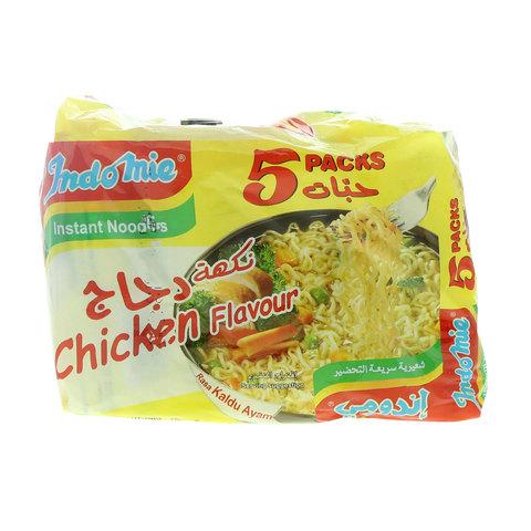 Indomie-Instant-Noodles-Chicken-flavor-(5x70g)