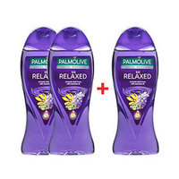 Palmolive Shower Gel Aroma Relaxed 500ML 2+1 Free