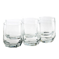 Lav Diamond Glass 6Pc 31Cl