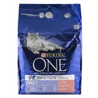 Purina One Adult Cat Salmon 3kg