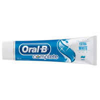 Oral-B Complete Extra White Mint Fluoride Toothpaste 100 ml