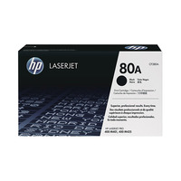 Hp Toner 80A Black