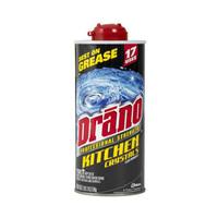 Drano Kitchen Crystals Drain Opener 510GR