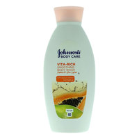 Johnson'S Body Care Smoothing Body Wash 400ml