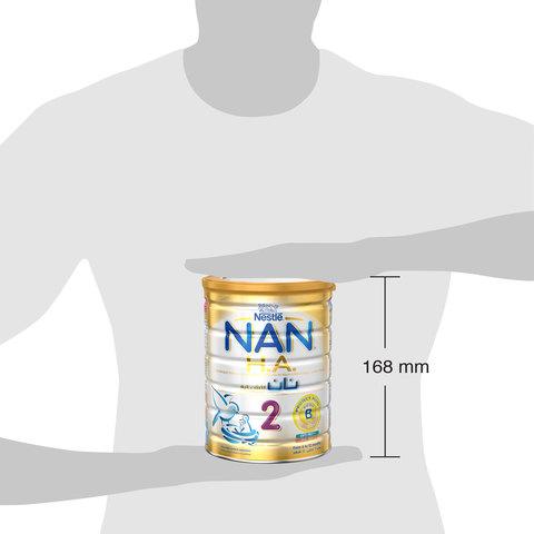 Nestlé-Nan-HA-Stage-2-(6-12-Months-Old)-Hypoallergenic-Follow-on-Milk-Powder-Tin-800g