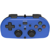 Horipad Mini PS4 Controller Blue