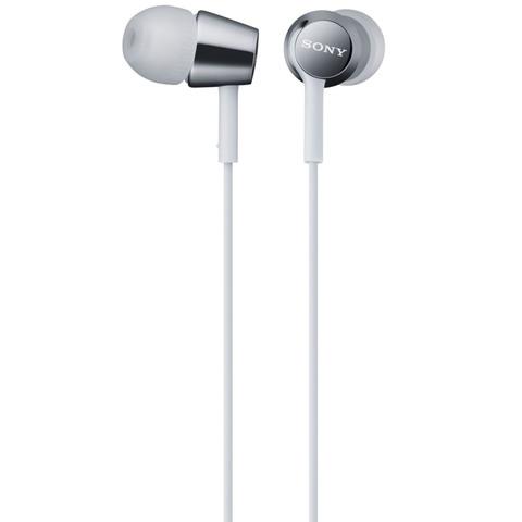 Sony-Headphone-MDR-EX150LP-White