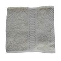 Face Towel 30x30cm Ecru